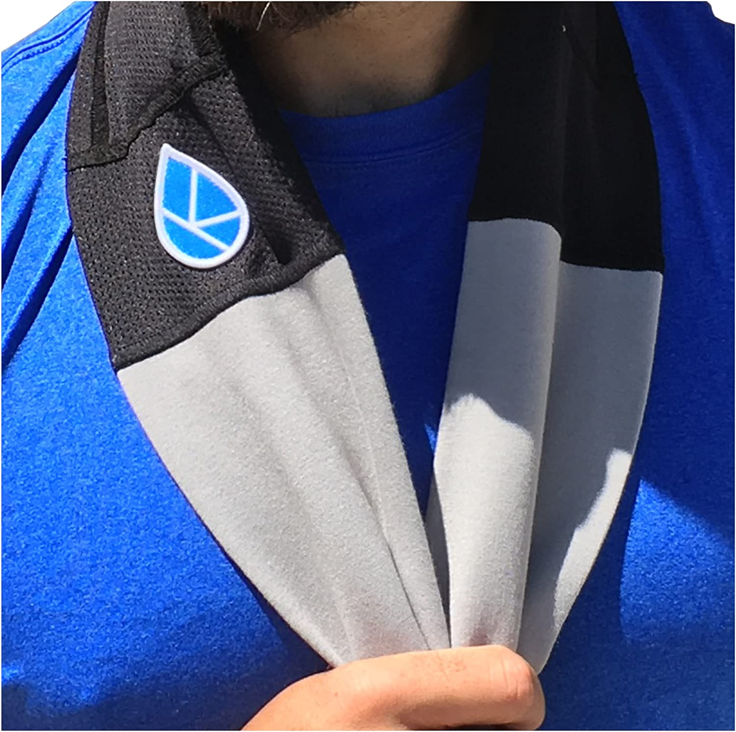 koldtec Ice Towel with Engineered ice Inside