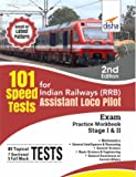 101 Speed Test for Indian Railways (RRB) Assistant Loco Pilot Exam Stage I & II