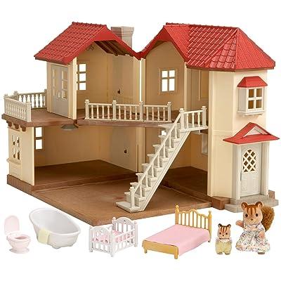 Sylvanian Families - 2748 - Coffret Grande Maison Tradition - Maison de Poupée