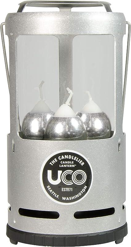 Ersatzkerzen für UCO Kerzenlaterne und Candlelier 3 Stück Citronella oder natur