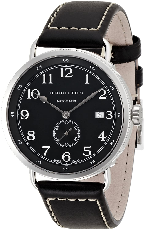 [ハミルトン]HAMILTON 腕時計 KHAKI NAVY PIONEER 40MM(カーキ ネイビー パイオニア) H78415733 メンズ 【正規輸入品】 B009AR26WO