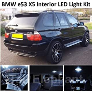 RONSHIN 23pcs White Car Dome Map Reading LED Interior Light for BMW E90 E92 E93 M3 2006-2011 Canbus