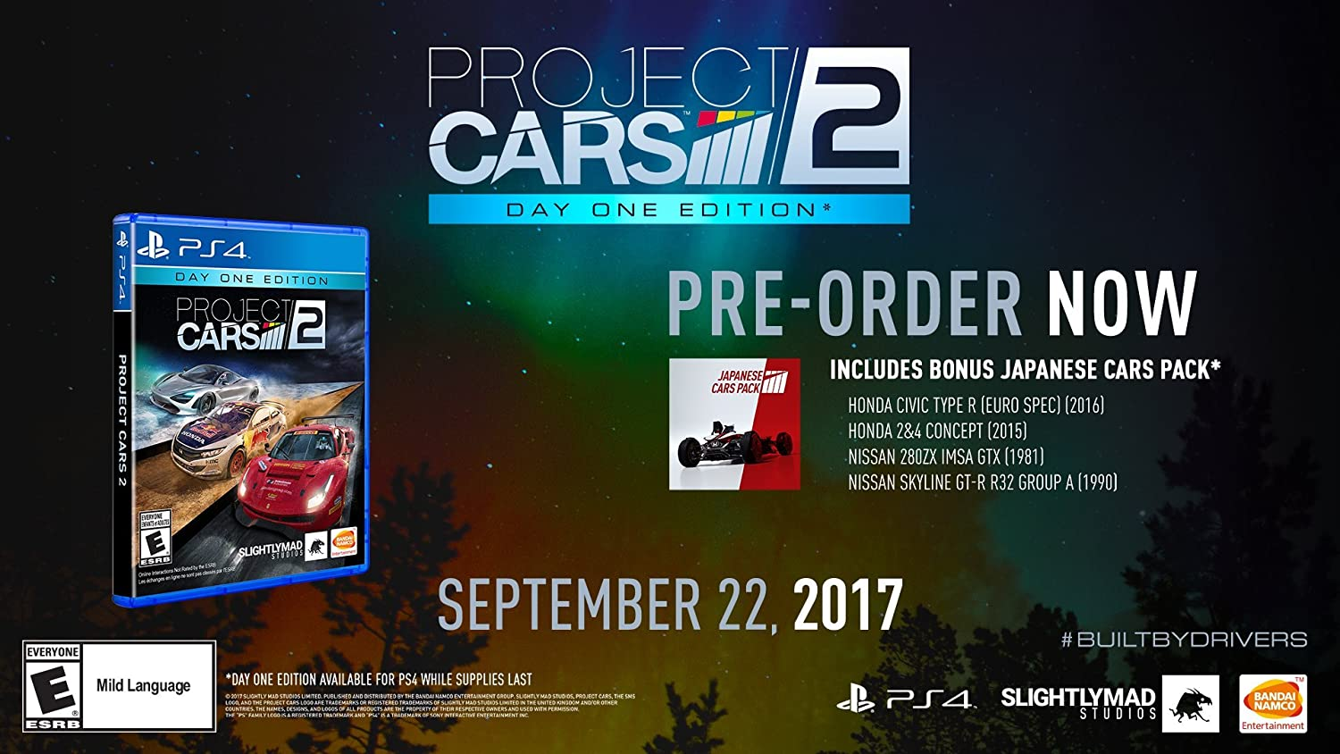 Amazon Project CARS 2