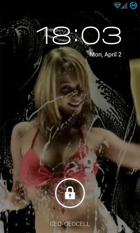 Amazon.com: Bikini Girl Screen Cleaner Live Wallpaper ...