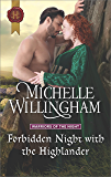 Forbidden Night with the Highlander (Warriors of the Night)