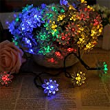 Amazon Price History for:Solar String Lights Outdoor Christmas Decoration Light Waterproof Solar Patio Lights Decorative for Xmas Tree Garden Home Lawn Wedding Party Holiday