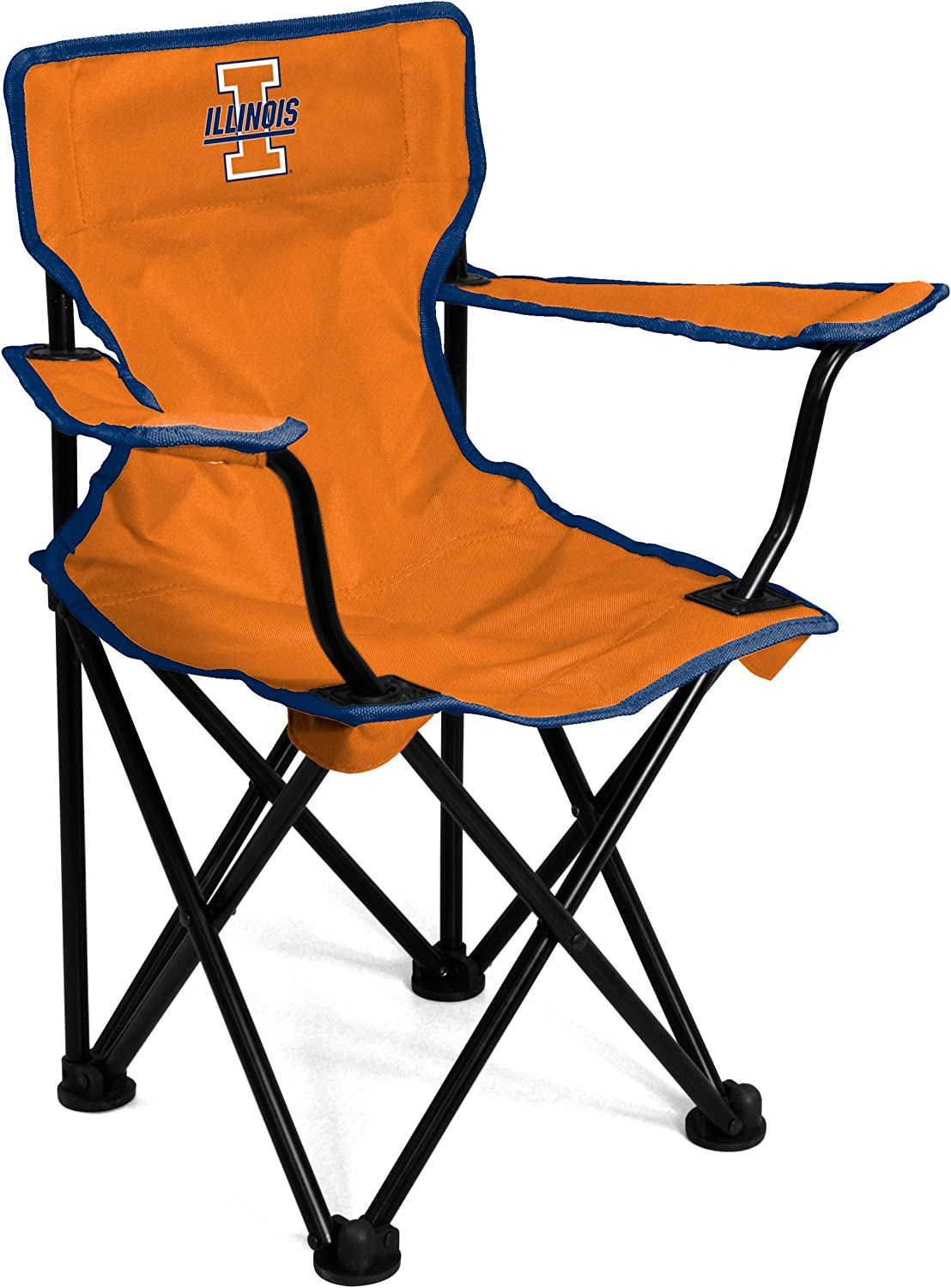 Logo Brands NCAA Illinois Fighting Illini Toddler Chair