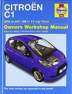 Peugeot 107 1.0 Petrol 2005-2014 Haynes Manual 6334