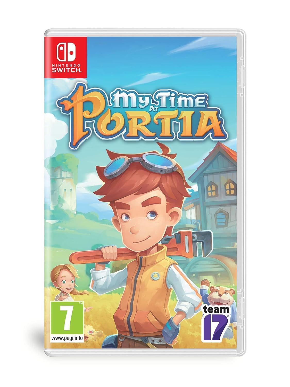 [2019-04-16] My Time At Portia Nintendo Switch  81Q3VOnjcRL._SL1500_