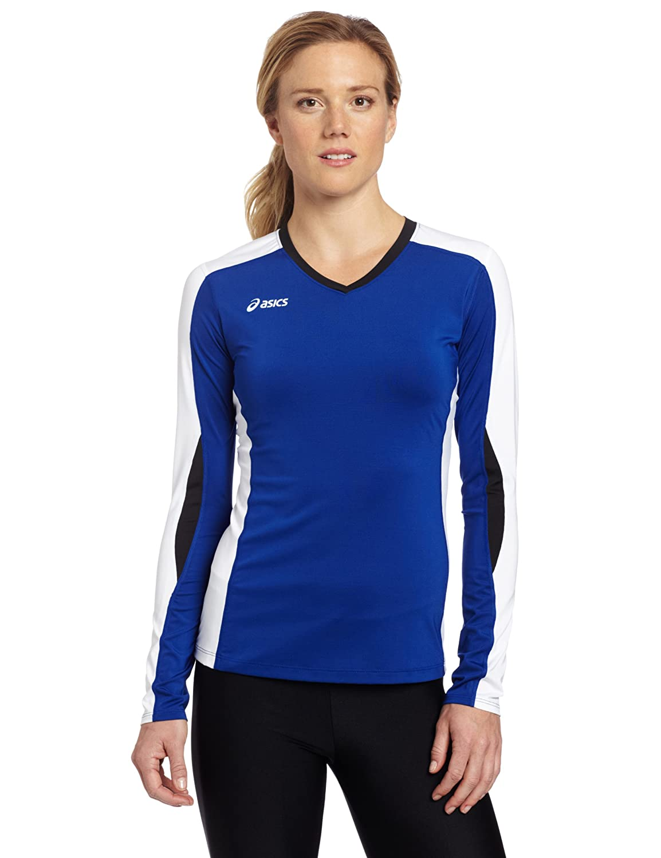 Asics Damen Damen Damen Rolle Shot Jersey, Damen, Roll Shot™ Jersey B0099EZ28I Shirts & Blausen Ausreichende Versorgung c0074c
