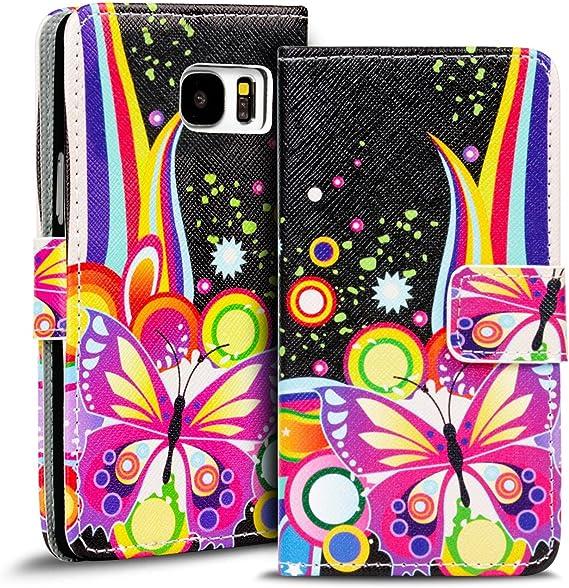 Verco Handyhülle Galaxy S8 Muster Motiv Hülle Für Elektronik