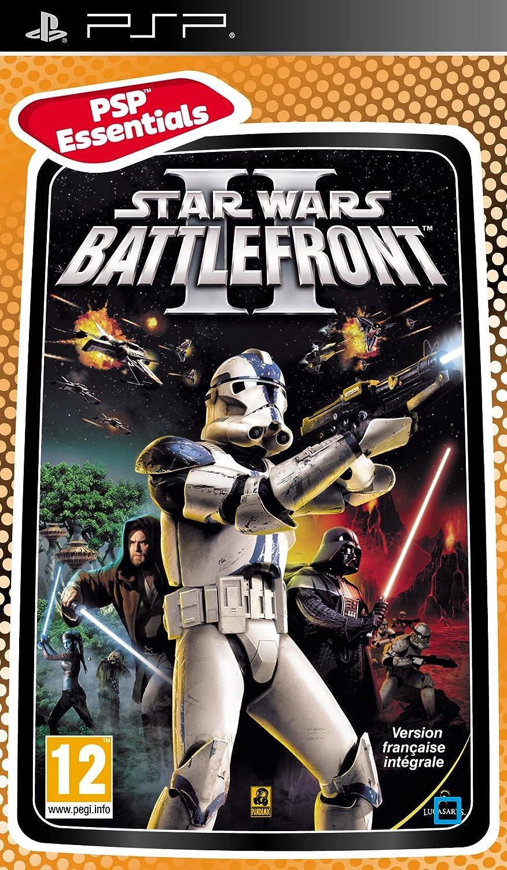 Star Wars battlefront 2 - PSP Essentials [Importación francesa ...