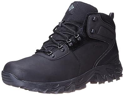 dc42686d8bf Columbia Men s NEWTON RIDGE PLUS II WATERPROOF Wide Hiking Boot
