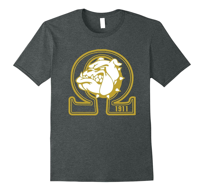 Dawg Omega Roo 1911 Nasty Shirt Que Psi Dog Phi-Vaci