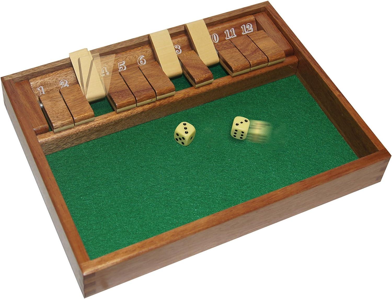 Ideal Cierre la Caja Juego de Mesa: Amazon.es: Juguetes y juegos