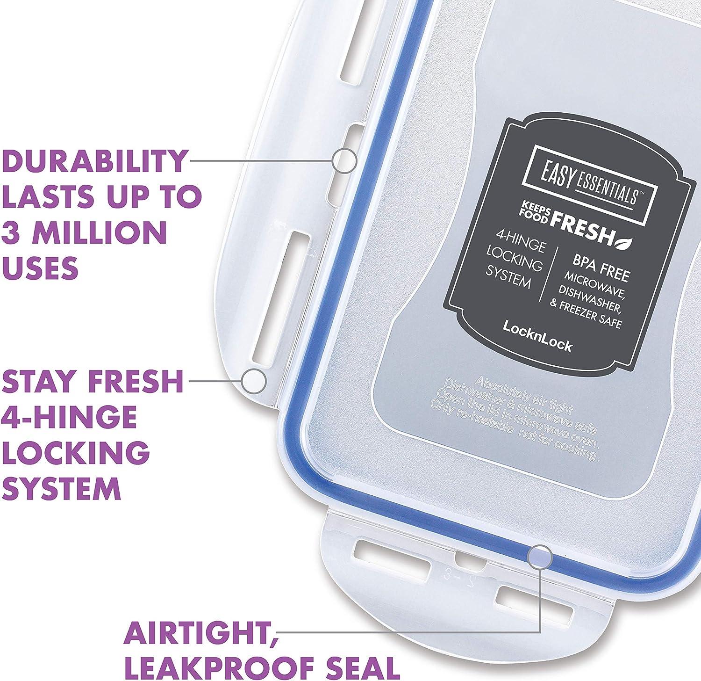 Recipiente multifunci/ón iSi Lock /& Lock HPL838 9 litros
