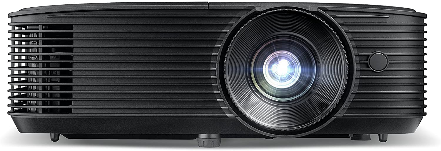 B077C5FLJF Optoma HD143X Affordable High Performance 1080p Home Theater Projector, 3000 Lumens, 3D Support, Long 12000 Lamp Life, for Indoor and Outdoor Movies, Built In Speaker 81Q3b5QTmRL