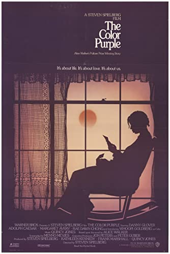 The Color Purple 1985 Authentic 27 X 41 Original Movie Poster