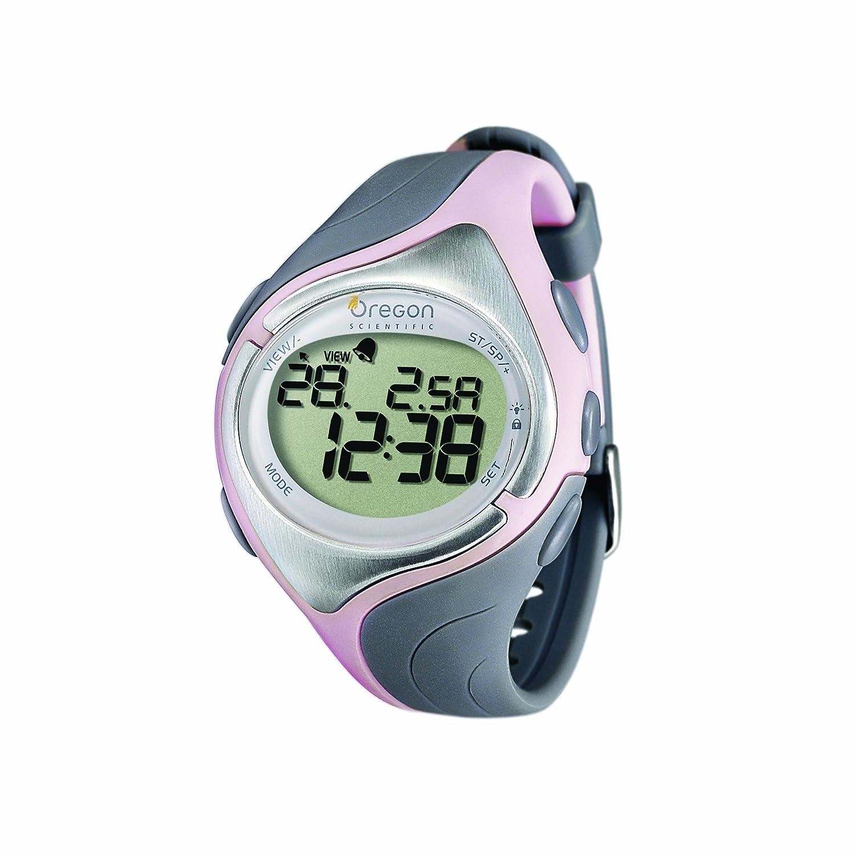 Oregon Scientific 138 blau - Reloj medidor de frecuencia cardíaca ...