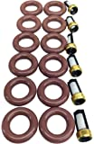UREMCO 4-6 Fuel Injector Seal Kit, 1 Pack
