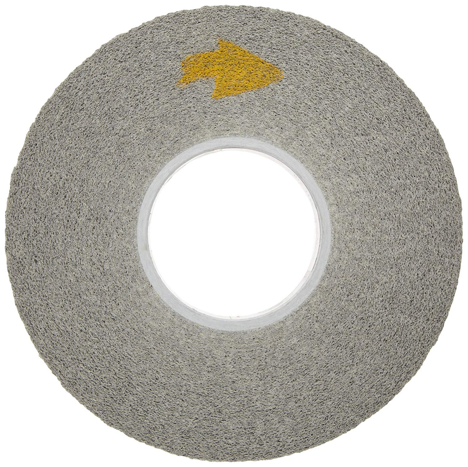 Light Deburring Non Woven convolute Wheel Silicon Carbide LD 12X1X5 7S FINE,1 Pack
