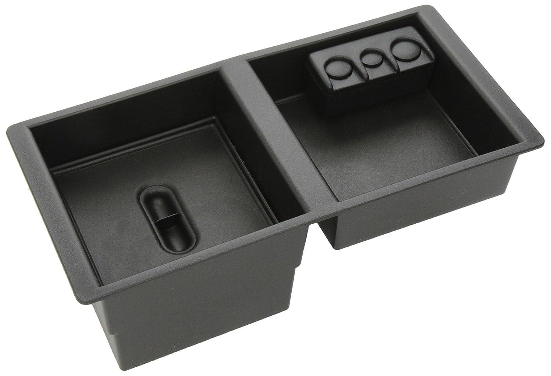 Amazon com genuine gm accessories 22817343 front floor console organizer automotive