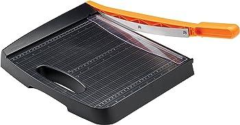Fiskars Recycled Black Deck Guillotine Paper Cutter
