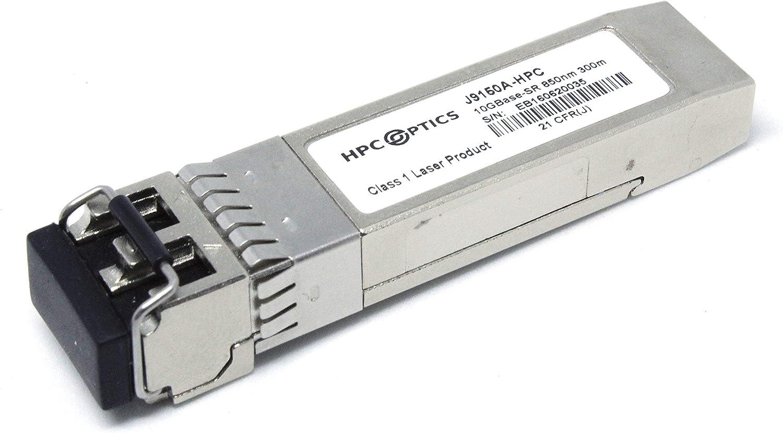 Transceiver HP Compatible J9150A 10GBASE-SR SFP Renewed 10G SR MMF 850nm J9150A-HPC