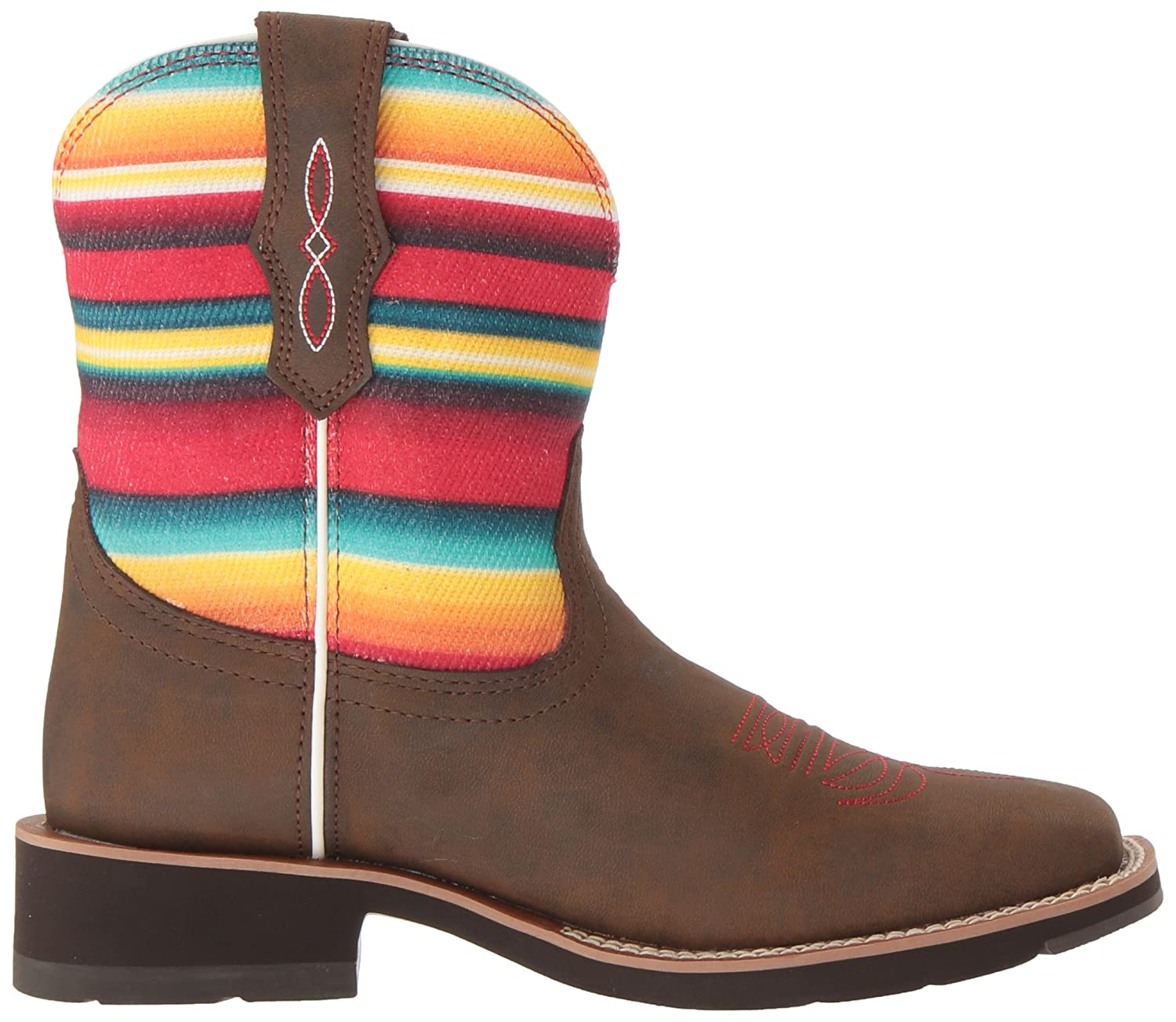 Ariat Women's Rosie Western Cowboy Boot Brown B01L85FG5O 8 B(M) US|Toasted Brown Boot 4995fb