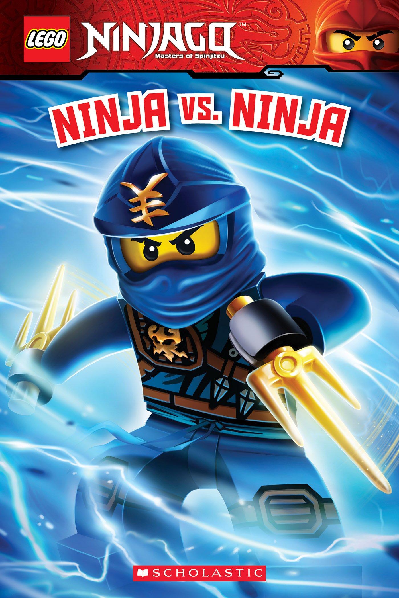 Amazon.com: LEGO Ninjago: Ninja vs Ninja (Reader #12 ...