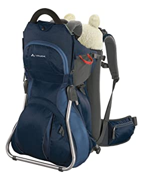 5ccbbc1ea4c Vaude Jolly Comfort Child Carrier Navy  Amazon.co.uk  Luggage
