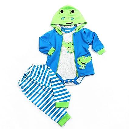 Amazon.com: Tatu - Juego de ropa de muñeca para bebés y ...