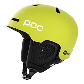 POC Fornix Casco, Unisex Adulto, Hexane Yellow, XS-S/51-