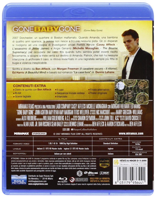Amazon Com Gone Baby Gone Casey Affleck Ed Harris Ben Affleck Movies Tv