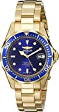 Invicta Pro Diver 8937 39mm Gold Plated Stainless Steel Case Stainless Steel Mineral Men's Watch