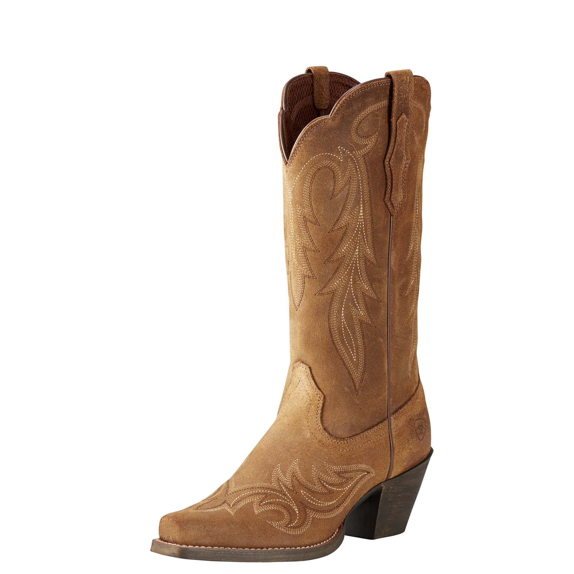 Ariat Women's Round up Renegade Work Boot, Old West Tan, 9.5 B US