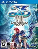 Ys VIII: Lacrimosa of DANA - PlayStation Vita