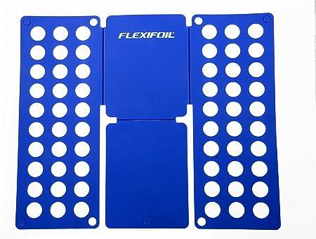 Flexifoil Miracle Fold – Super rápida carpeta de ropa, se pliega en cuestión de segundos de aspecto profesional. Ideal para camisetas, sudaderas, ...