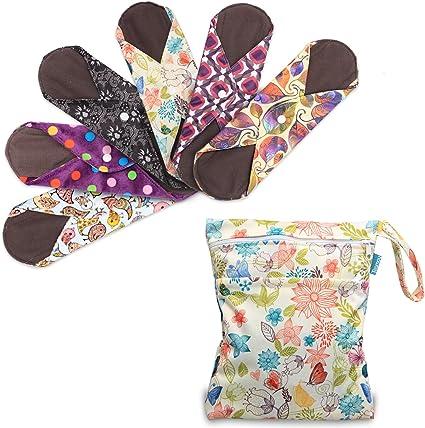 10 inch heavy cloth menstrual pad