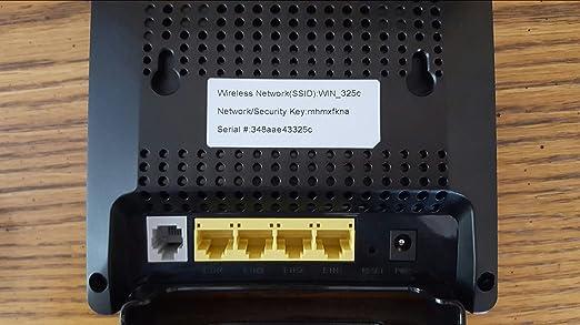 amazon com sagemcom windstream 802 11n n wireless modem router rh amazon com Wireless Modem Router Comcast Wireless Modem