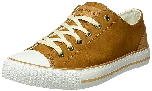 Springfield Bamba Puntera, Zapatillas para Hombre, Marrón (Brown), 45 EU: Amazon.es: Zapatos y complementos