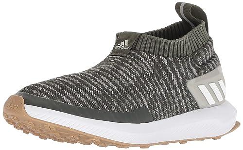 64d16b4cd6 adidas Kids' RapidaRun Laceless Running Shoe