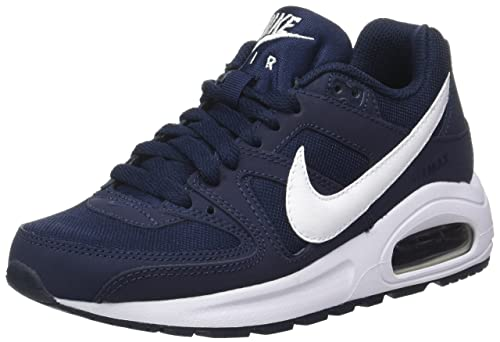 buy popular 68804 a68f9 Image not available for. Colour  Nike Boys  Air Max Command Flex (GS)  Trainers, Blue (Obsidian