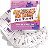Preserve 4 x 1000 Pieces Jigsaw Puzzles - AGREATLIFE 24 Sheets No Stress, No Mess Puzzle Saver for Large Puzzles - Use These