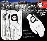 Kirkland Signature Men's Golf Gloves Premium