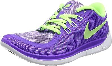 NIKE Free 5.0 (GS), Zapatillas de Running para Niñas: Amazon.es: Zapatos y complementos