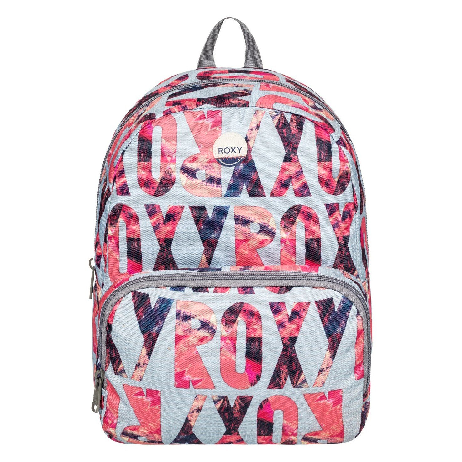 Roxy 2060 Mochila Informal para Primavera o Verano, 40 cm, 8 l, AX Heritage Heather Liquid Let: Roxy: Amazon.es: Equipaje