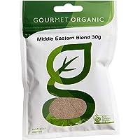 Gourmet Organic Herbs Middle Eastern Blend, 30 g