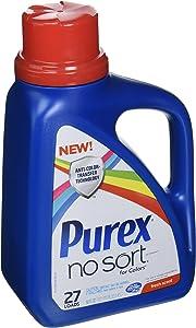 Purex No Sort for Colors Detergent Fresh Scent - 27 Loads
