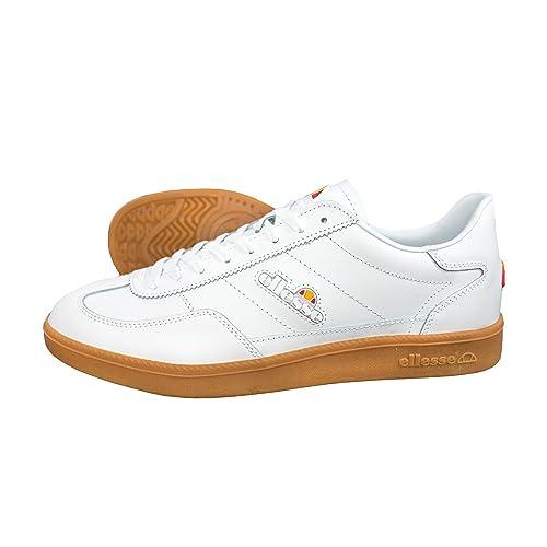 c232baf012 ellesse Sneaker calcio Cupsole, Size:11 (45), Color White/Gum ...